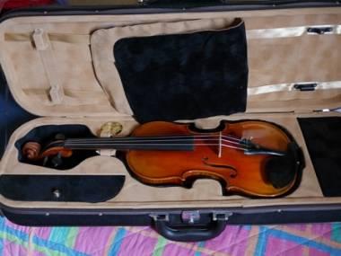 Violino da studio con archetto Carbondomus
