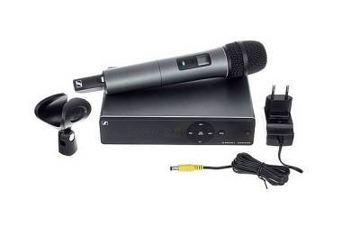Sennheiser XSW 1 835 C RADIOMICROFONO PALMARE WIRELESS