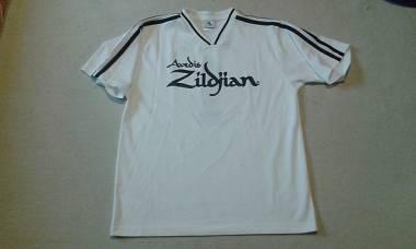 Zildjian t-shirt ORIGINALE taglia LARGE -