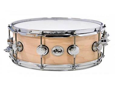 DW Collector´s Snare 14 x 6,5 Satin Oil Natural - Spedizione Inclusa