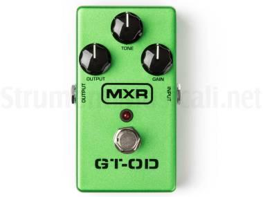 Mxr Gt-od Overdrive - M193 - Effetto Overdrive A Pedale Per Chitarra