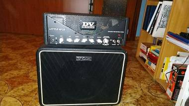 DV Mark Little 40 + Cassa Vox V112NT (Celestion Greenback)