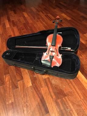 Violino 3/4 Johan Bruck