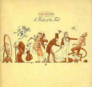Genesis-A Trick Of The Tail Charisma-6369 974