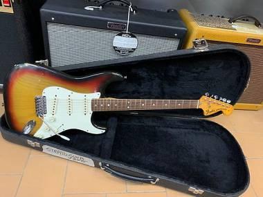Fender Stratocaster Sunburst anno 1975