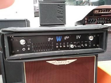 Testata Warwick Pro Fet IV