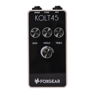 Foxgear KOLT45 45 WATT RMS AMPLIFIER amplificatore per chitarra