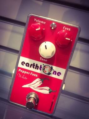 Earthtone Pepper Fuzz