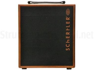 "Schertler David Wood - Amplificatore 6""/1"" Per Chitarra, Basso E Voce 100w Naturale"
