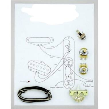 ALL PARTS WIRING KIT FOR TELE EP 4130-000
