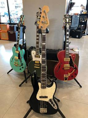 Fender Jazz Bass Classic 70 Mexico EMG