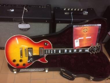 Gibson Les Paul Custom Historic Cherry anno 2006 OTTIME CONDIZIONI
