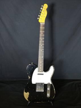 Fender 63 Telecaster heavy relic 2017 usata