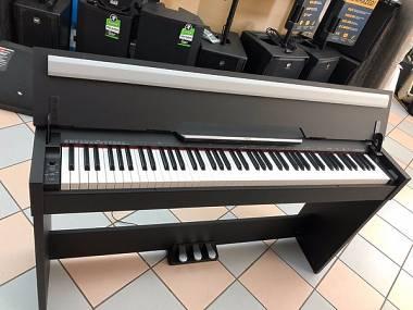 MEDELI CDP 5000 B - PIANOFORTE DIGITALE 88 TASTI CON MOBILE NERO