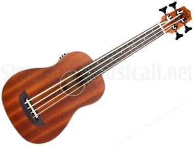 Kala U-bass Passenger Acoustic-electric - Basso Acustico Elettrificato A Scala Ridotta Con Borsa