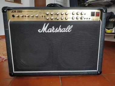 Amplificatore valvolare Marshall Jcm 2000 tsl 122  combo