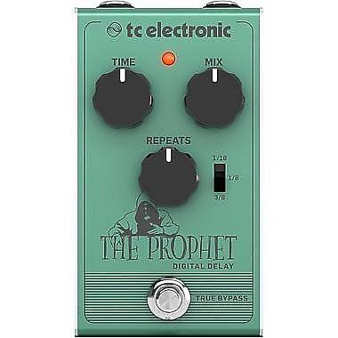 TC Electronic Prophet DIGITAL DELAY true bypass