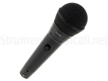 Shure Pga58 Xlr - Microfono Cardioide Dinamico Per Voce - Connettore Xlr