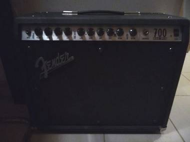 Amplificatore  Fender Roc pro 700 Vintage Made in USA semi valvolare
