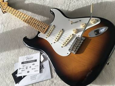 Fender Stratocaster Classic Player '50, Sunburst - Pickup American Vintage 57/62