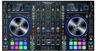 DENON DJ MC 7000 CONTROLLER 4 CH