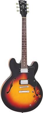 Vintage VSA535 - Chitarra Semiacustica - Modello 335