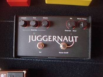 Pro Co JUGGERNAUT THE RAT Made in USA