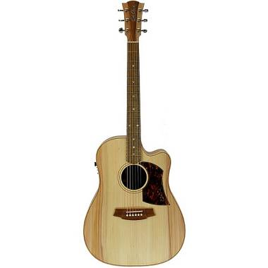 Cole Clark CCFL2EC-BB Bunya Top with Tasmanian Blackwood Back and Sides