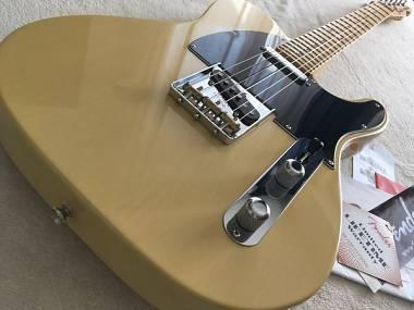 Fender Telecaster American Special, Vintage Blonde, MN - 2015