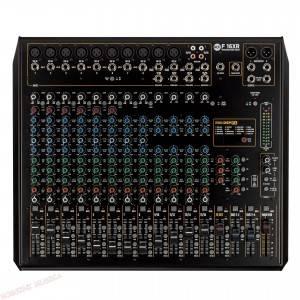 RCF RCF F16XR RCF Mixer 16 canali con multi-effetto + rec / play via usb. Invia una mail per offerta