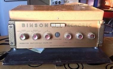 Binson Echorec I 1965
