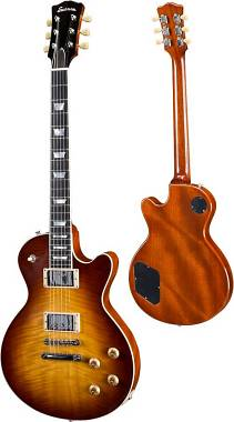 Eastman SB59 Gold Burst Les Paul '59 Style - Spedizione Inclusa