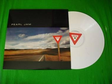 Pearl Jam Yeld lp bianco vinile NUOVO