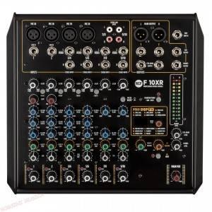 RCF RCF F10XR RCF Mixer 10 canali con multi-effetto + out via usb. Invia una mail per offerta