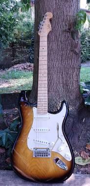 Stratocaster JCG 1ST