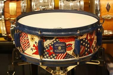"GRETSCH USA CUSTOM 75th ANNIVERSARY 14""X5""  - CV45-17C"