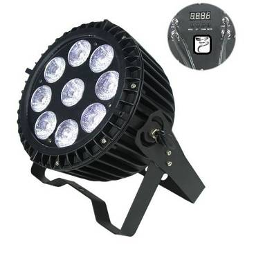 PAR LED 9x20W OUTDOOR IP65 Soul of Sound