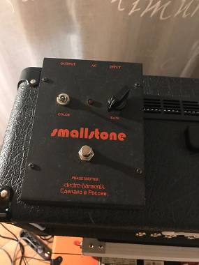 Electro Harmonix phase shifter  smallstone