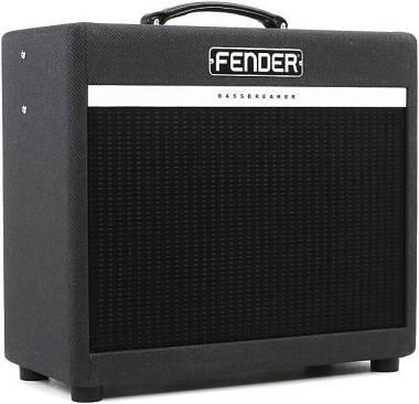 Fender Bassbreaker 15 combo VALVOLARE