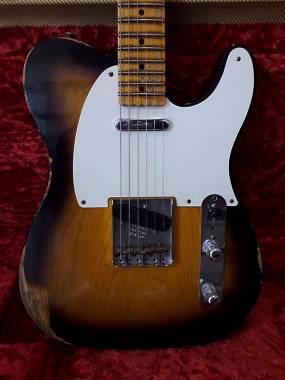 Fender Custom Shop Telecaster 52 heavy relic 2015