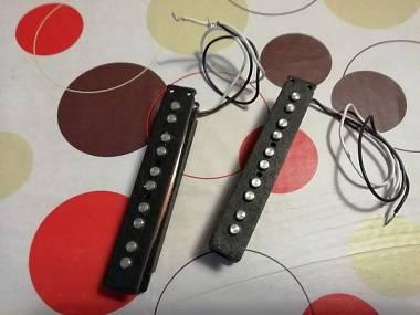 Fender jazz coppia pick-up 5 strings