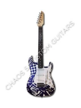 Chitarra elettrica Stratocaster custom