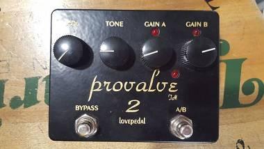 Lovepedal Provalve 2