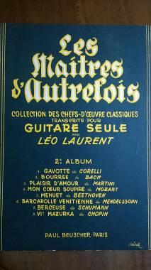 Les Maîtres d'Autrefois - Collection des chefs d'oeuvre classiques - ALBUM N° 2