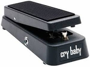 WAH WAH Dunlop cry baby gcb 95