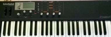 Waldorf Blofeld a tastiera licenza sample
