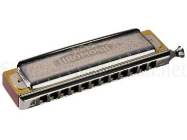 Hohner Chromonica 48 270/48 C (do) - Armonica Cromatica 48 Voci In Do