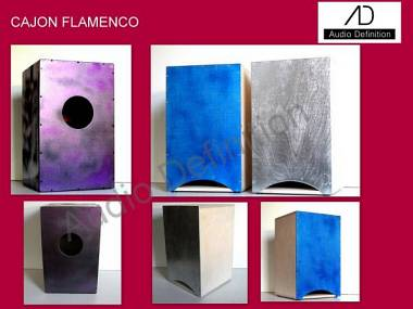 AUDIO DEFINITION LIVE CaJoN flamenco