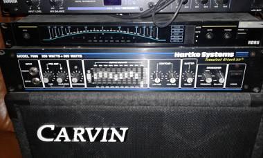 Hartke HA 7000  biamp stereo mosfet