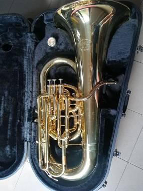 Basso Tuba in Mib 4 pistoni Jupiter JCB 376